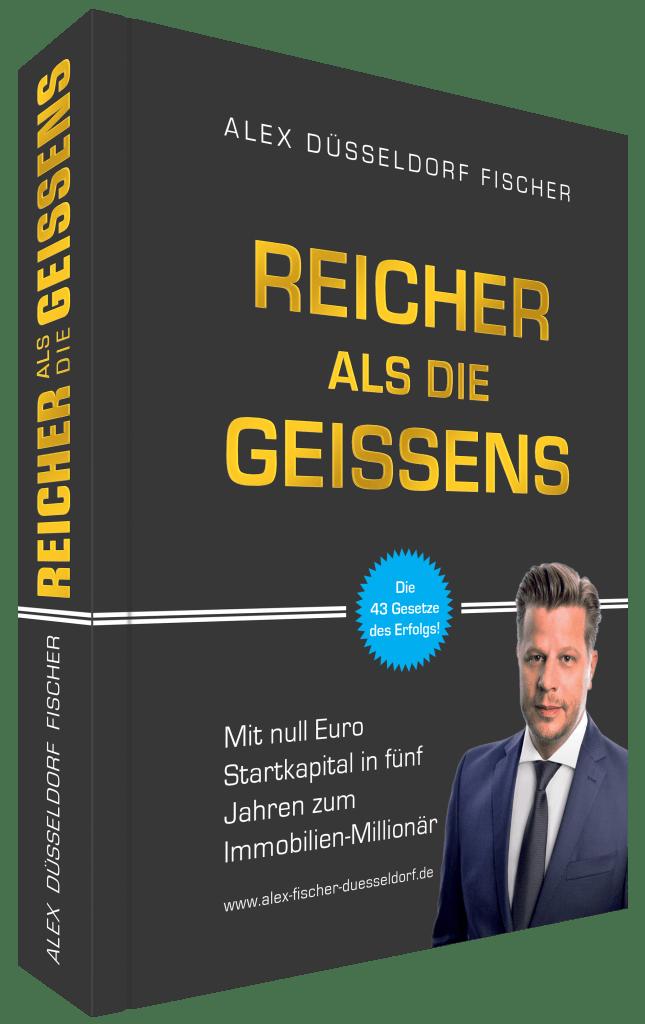 Alex Düsseldorf Fischer - Reicher als die Geißens