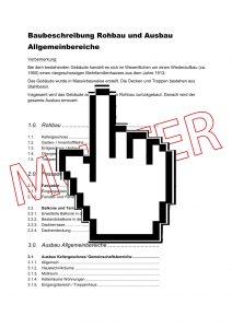 two_first - Baubeschreibung Muster Kostenlos