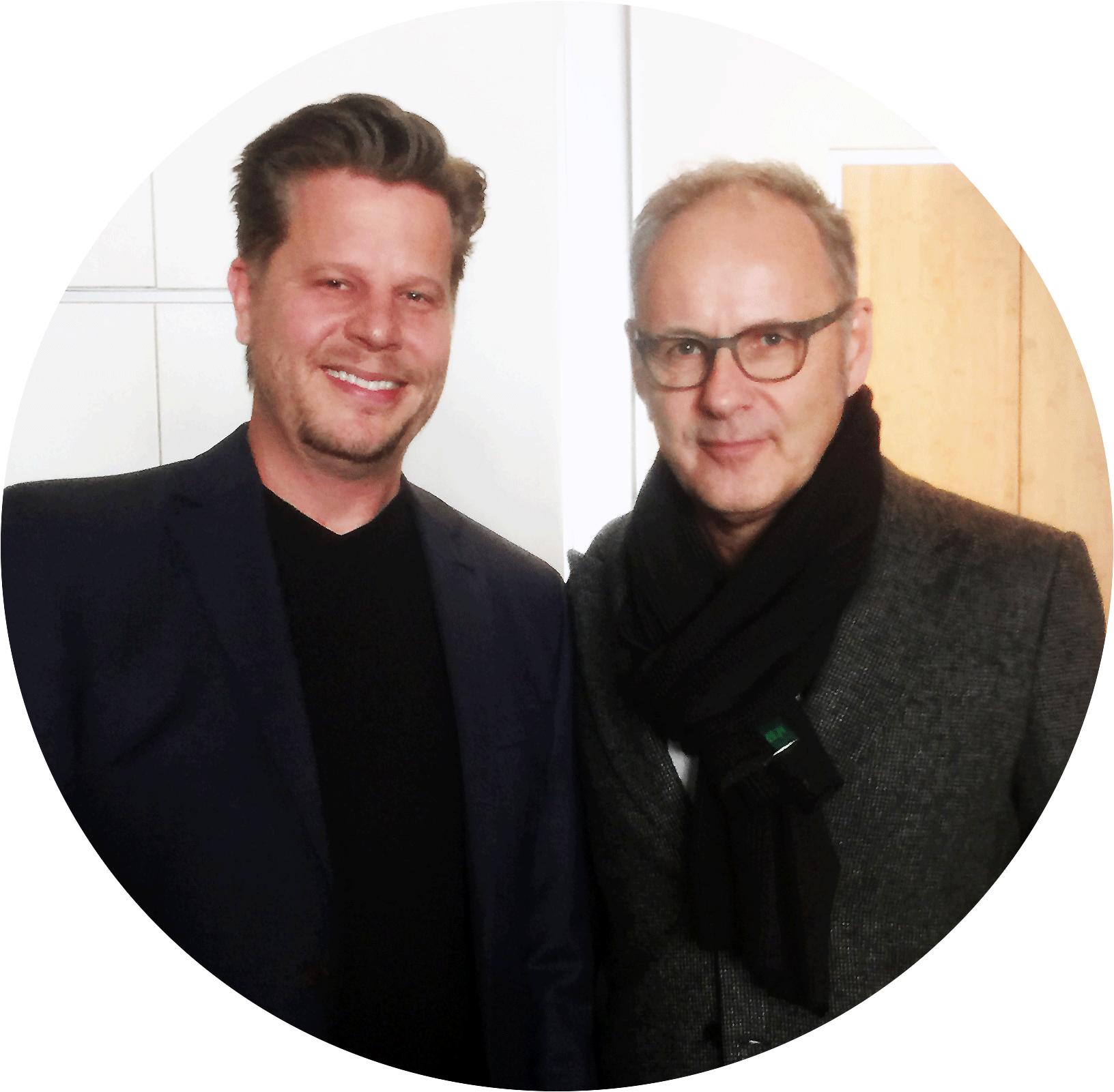Alex Fischer Düsseldorf und Beckmann ARD