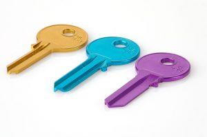 Schlüsselübergabe - Anzahl der Schlüssel