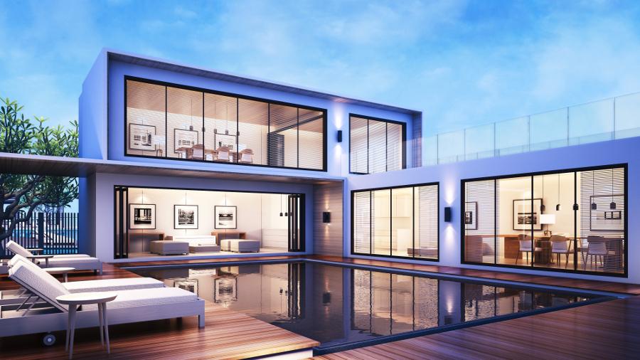reich werden immobilien