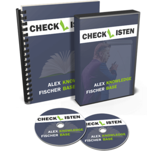 Alex Fischer Checklisten