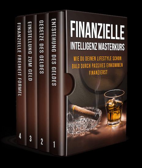 Finanzielle Intelligenz Masterkurs Cover