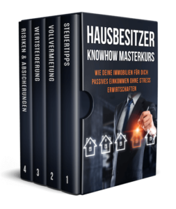 Hausbesitzer Knowhow Masterkurs Cover
