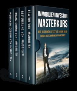 Immobilien Investor Masterkurs Cover