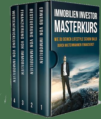 Immobilien Investor Masterkurs by Alex Düsseldorf Fischer (AF Media eG)