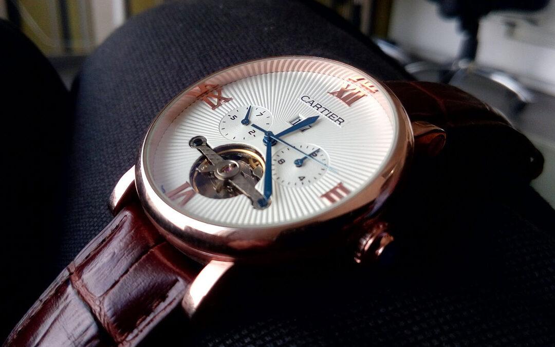 Luxus Uhren: Meeting, Reputation und Geldanlage – Top 18 Marken