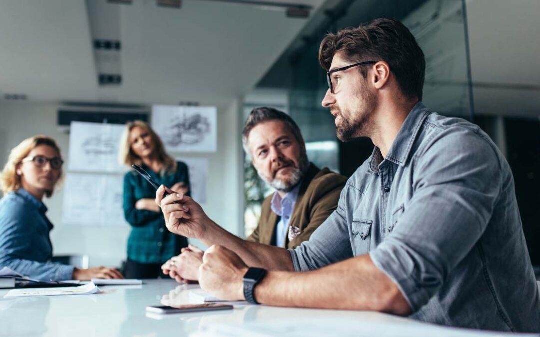 Business Model Canvas Aufbau, Erklärung, Beispiel & kostenlose Vorlage – Startup Investment (1/3)