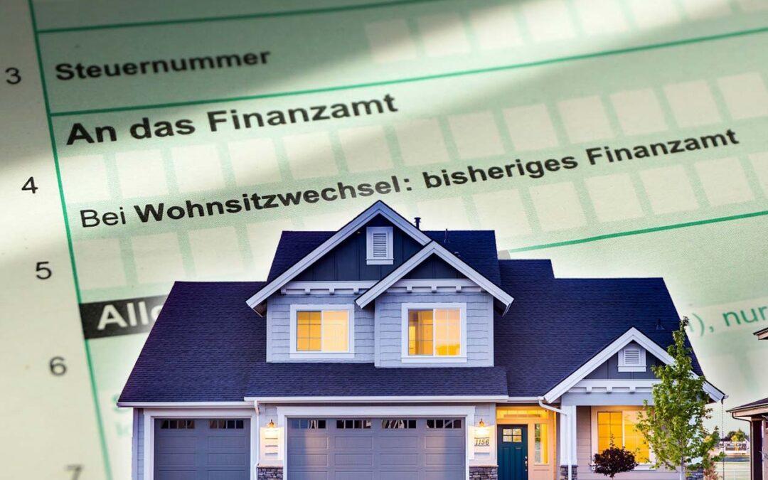 Steuererklärung als Immobilien-Eigentümer: Erste Investment Immobilie – Anlage V&V