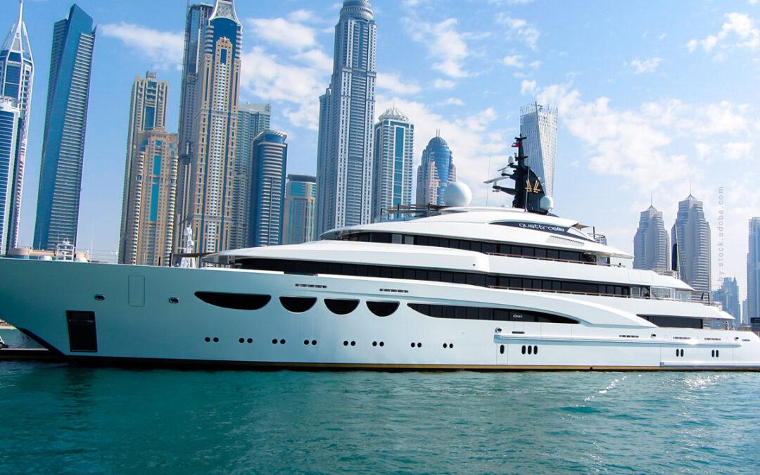 Yachthafen: Die 10 teuersten Yachthäfen Europas – Ibiza, Saint Tropez & Co.