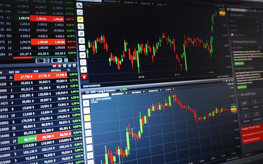 Geldanlage Börse: Aktien, Devisenhandel (Forex), Rohstoffe, Kaufen & Verkaufen + Tipps