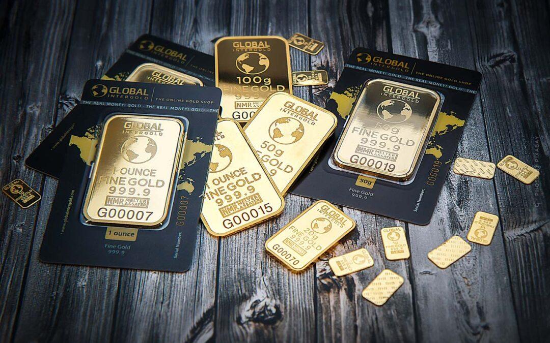 Goldbarren: Preis, Hersteller Liste, Kaufen, Verkaufen von 1g, 1 Unze bis 10kg