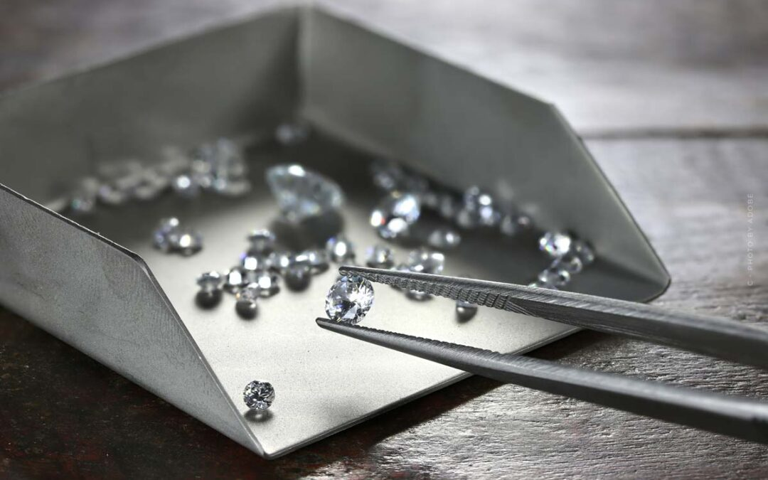 Diamantschliff: 21 Arten, Qualität und Produktion + Infografik