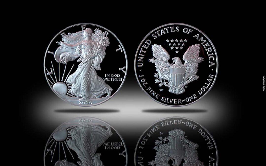 Silber Preis & Kurs: Kaufen, Verkaufen, Münzen, Barren + Sterlingsilber